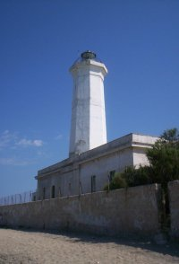 Fig. 4: Faro di S. Cataldo (LE).