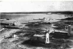 Fig. 5: Porto di S. Cataldo (LE), 1930 circa.