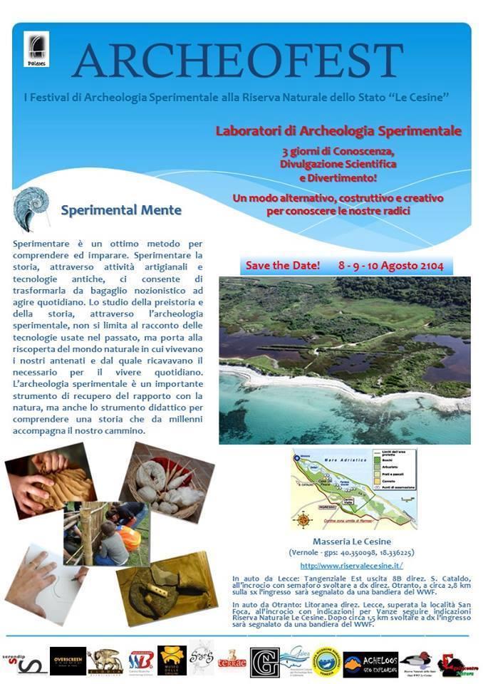 locadina evento archeofestival