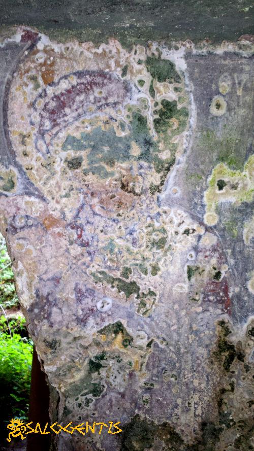 Cripta di San Solomo, Madonna Eleusa