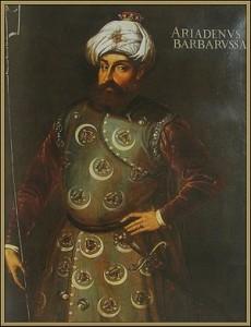 Hayredin Pascià - il Barbarossa