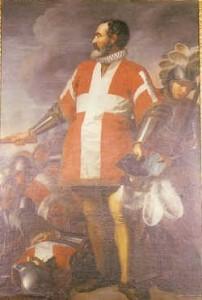 Generale de la Vallette