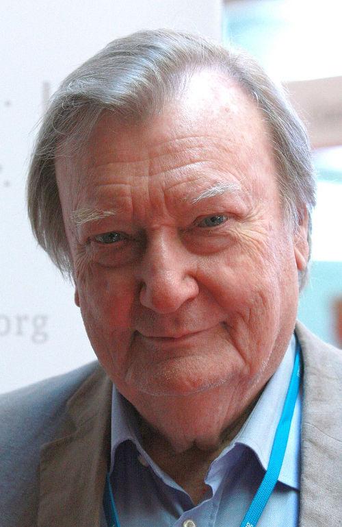 Carlo Rubbia. Fonte: Wikipedia