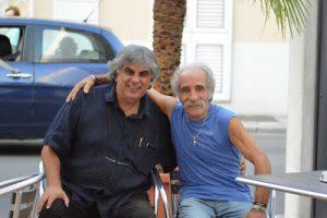 Cosimo Ciardo, a destra