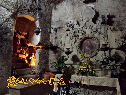 Cripta di Montevergine