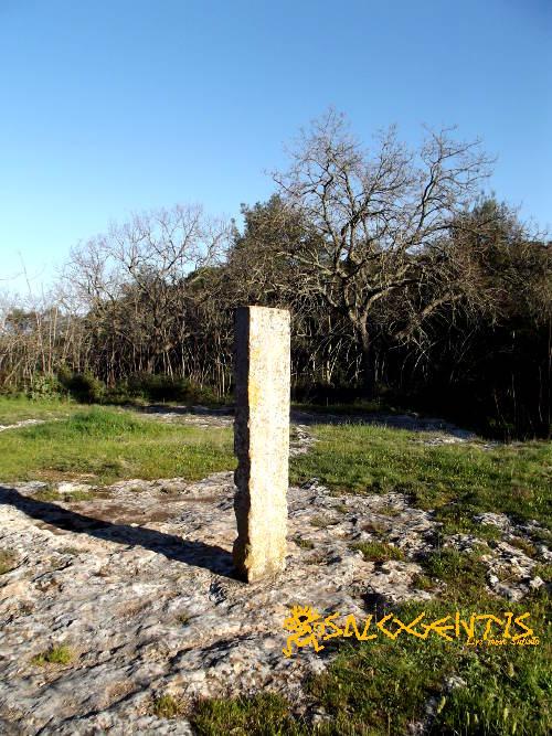 Menhir di Montevergine