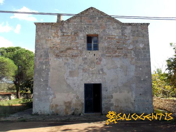 Chiesa di San Lasi, esterno