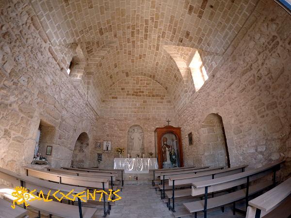 Chiesa di San Lasi, interno
