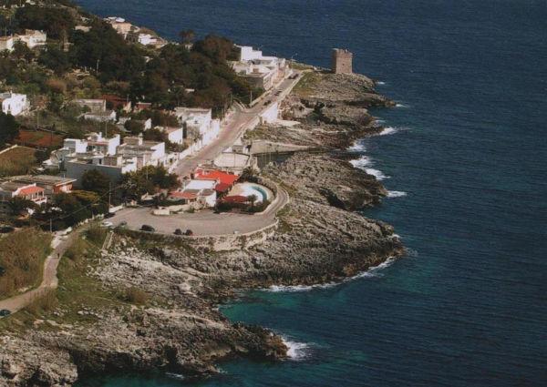 Panorama di Marina Serra di Tricase