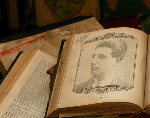 Girolamo Comi (Fonte: comune.tricase.le.it)