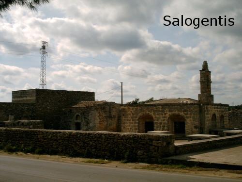 Accesso alla cripta della Madonna del Gonfalone