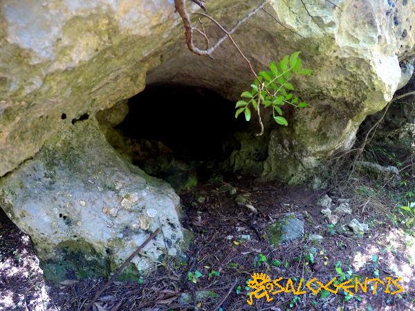 Grotta Marisa, Otranto