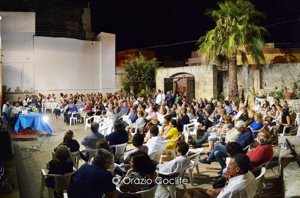 """Presentazione della silloge poetica """"Per poco tempo"""" di Cosimo Russo"""