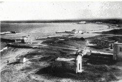 Fig. 5: Porto di S. Cataldo (LE), 1930 circa.