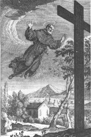 San Giuseppe da Copertino (Fonte: Wikipedia)