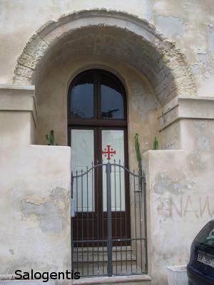 Ex Cappella Templare a Lecce